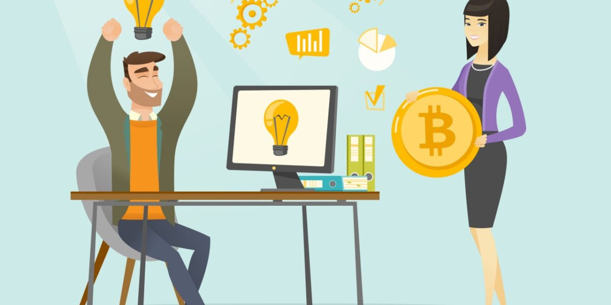 Hoe handelen in bitcoins 2021 does binary options trading signals workspace